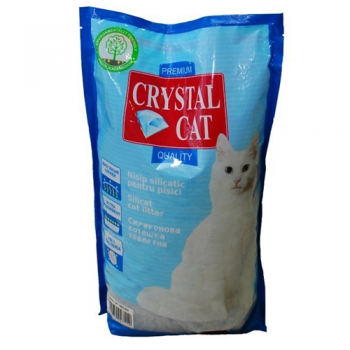 Asternut Igienic Crystal Cat Classic 1.75 kg
