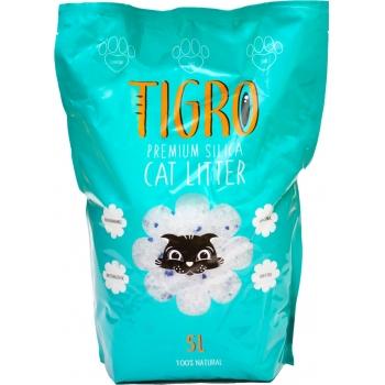 Pachet Nisip Silicat Tigro Premium, 4x5 L imagine
