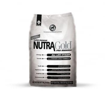 Nutra Gold Breeder Formula Pui si Orez 20 kg