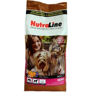 Nutraline Dog Mini Adult 12.5 kg