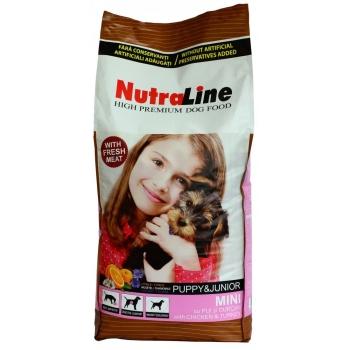 Nutraline Dog Mini Puppy&Junior 12,5 kg