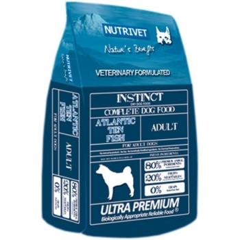 Nutrivet Instinct Atlantic Ten Fish 12 kg