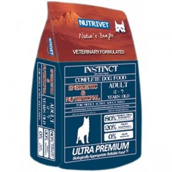 Nutrivet Instinct Energetic and Nutritional 12 kg