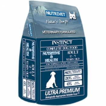 Nutrivet Instinct Nutritive and Health 12 kg