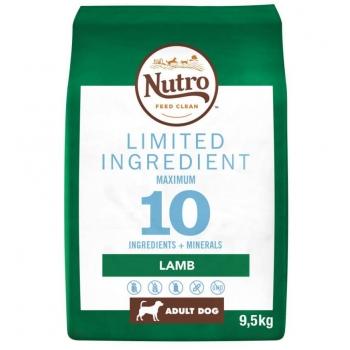 Nutro Lim Ingredient Adult Talie Medie Miel, 9.5 Kg