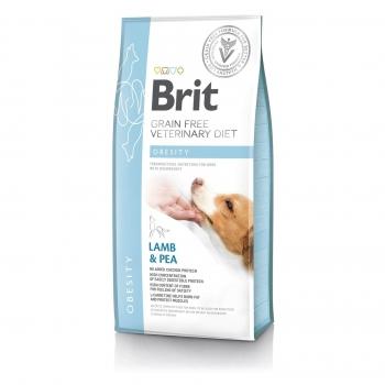 Brit Grain Free Veterinary Diets Dog Obesity 2 kg imagine
