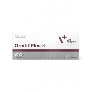 Ornitil Plus 200 mg, 30 Tablete
