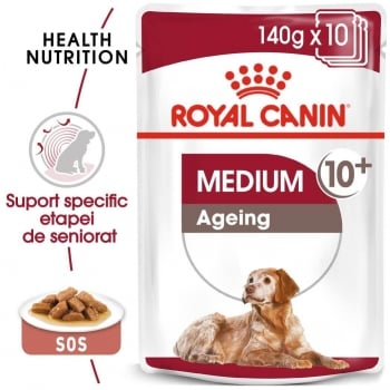 Royal Canin Medium Ageing 10+, 140 g