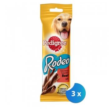 Pachet Pedigree Rodeo cu Vita 3 x 70 g imagine