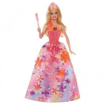 Papusa Barbie Printesa Alexa Limba Romana