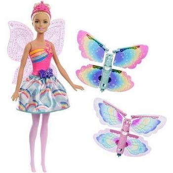 Papusa Barbie Zana Zburatoare