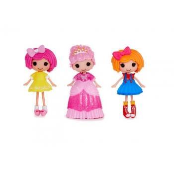 Papusa Mini Lalaloopsy In Cutie De Vopsea Diverse Personaje