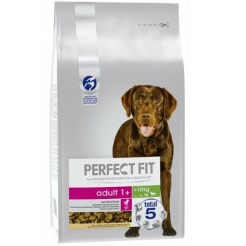 Perfect Fit Dog Adult Medium/large Cu Pui  6 Kg