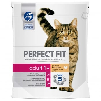 Perfect Fit Cat Adult Cu Pui  750 G