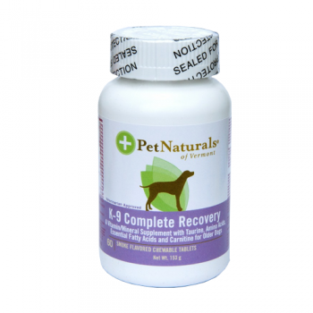 Supliment Nutritiv K-9 Complete Recovery 60 tablete