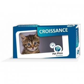 Supliment Nutritiv Pet Phos Felin Croissance 24 tablete