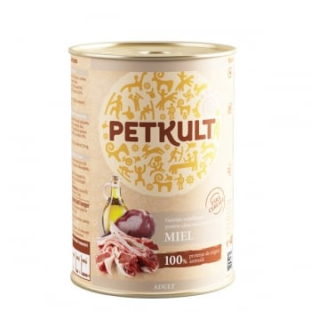 Petkult Adult Dog Miel 400 g