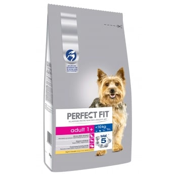 Perfect Fit Dog Adult Small cu Pui, 6 kg