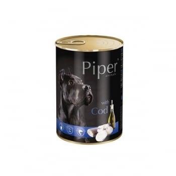 Piper Adult Dog cu Carne de Cod, 400 g imagine