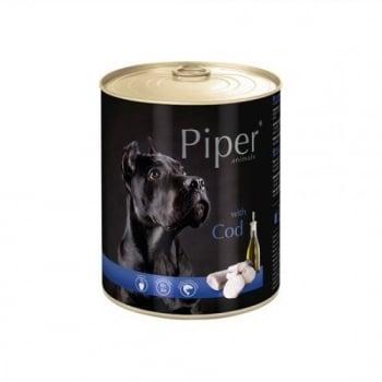 Piper Adult Dog cu Carne de Cod, 800 g