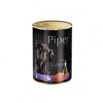 Piper Adult Dog cu Carne de Iepure, 400 g imagine