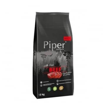 Piper Adult Dog Hrana Uscata cu Vita, 12 kg