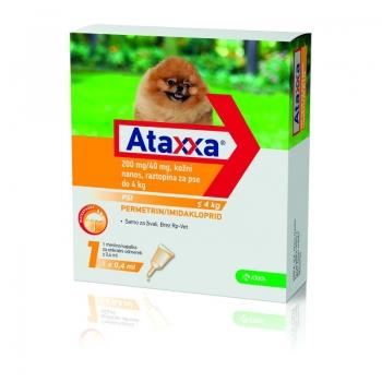 Ataxxa Caine XS, 1.5 - 4 kg