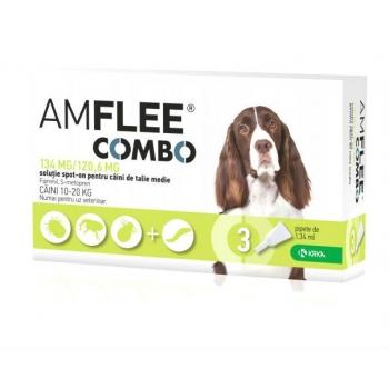 Amflee Combo Caine M (10-20 kg), 3 Bucati