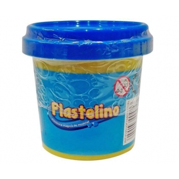 Plastilina O Singura Culoare, Albastru