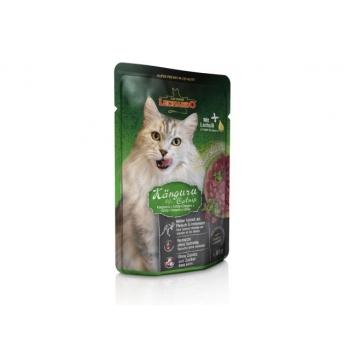 Leonardo Plic Cu Cangur Si Iarba Pisicii, 85 g