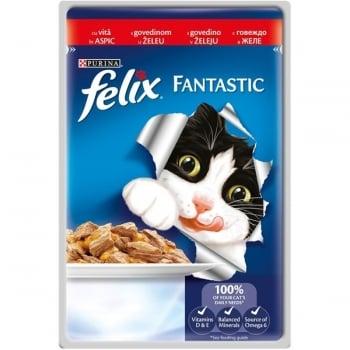 Felix Fantastic cu Vita, Plic 100 g