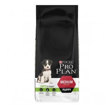 Pro Plan Puppy Medium cu Pui, 12 kg imagine