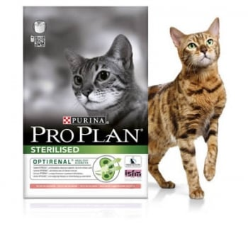 Pro Plan Sterilised Optirenal Somon 1.5 kg