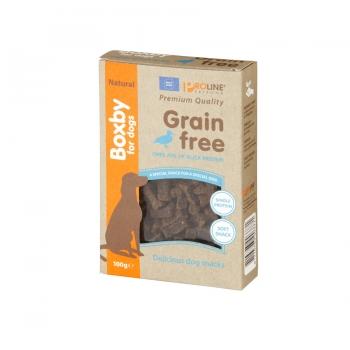 Proline Boxby Grain Free Rata, 100 G imagine