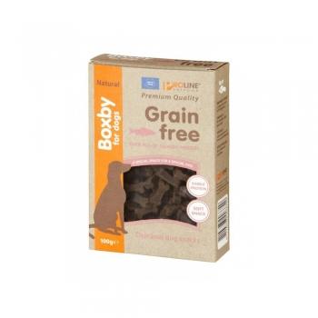 Proline Boxby Grain Free Somon, 100 G imagine