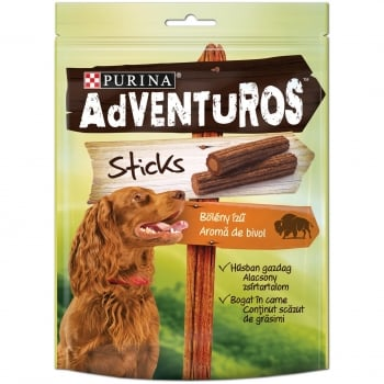 PURINA ADVENTUROS STICKS BIVOL 120 G