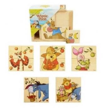 Puzzle din Lemn Brimarex, Winnie Pooh