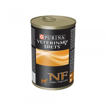 Purina Veterinary Diets NF Dog, Dieta Renala, 400 g