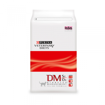 Purina Veterinary Diets DM Cat - Dieta pentru Diabet 1,5 kg