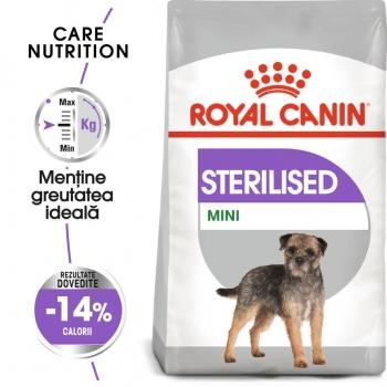 Royal Canin CCN Mini Steril Adult 1 Kg