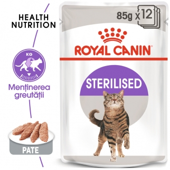 Royal Canin Sterilised Loaf, 85 g