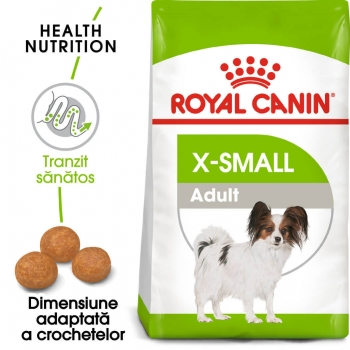 Royal Canin X-Small Adult, 1.5 kg