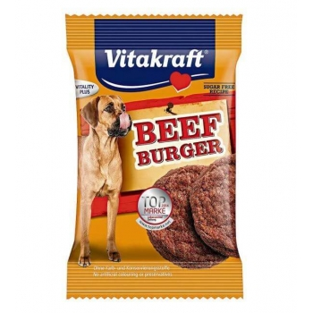Recompense Vitakraft Dog Burger Vita, 2 bucati imagine