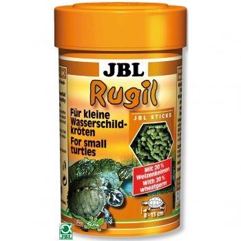 Hrana pentru broaste testoase JBL Rugil, 100 ml