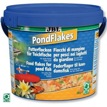 Hrana pentru pesti JBL Pond Flakes, 5.5 L