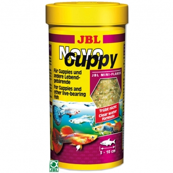 Hrana pentru pesti JBL NovoGuppy, 100 ml