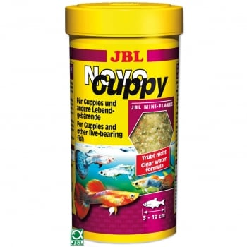Hrana pentru pesti JBL NovoGuppy, 250 ml