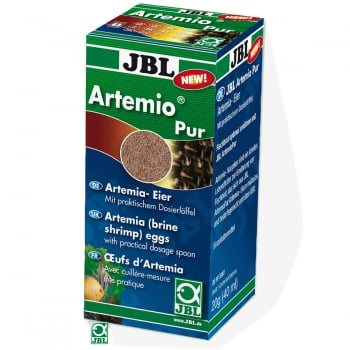 Hrana pentru pesti JBL ArtemioPur, 40 ml