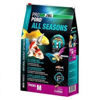 Hrana pentru Pesti JBL ProPond All Seasons M 2,2kg