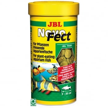 Hrana pentru pesti JBL NovoFect, 250 ml